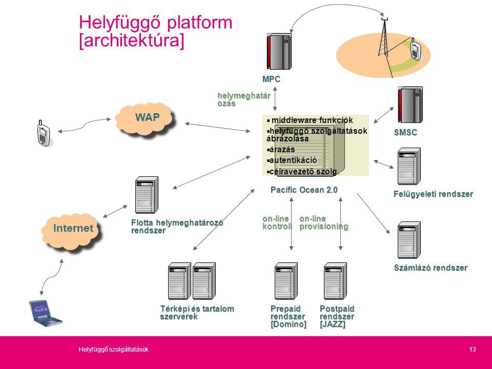 Helyfüggő platform [architektúra]